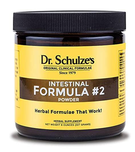 Dr Schultz Bowel Detox by Dr Schulze S Intestinal Formula 2 Powerful Intestinal