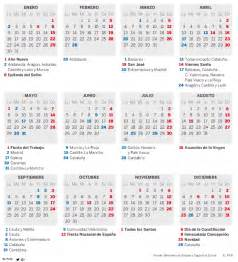 Calendario 2018 Festivos España Calendario D 237 As Festivos 2017 Calendario Laboral 2017