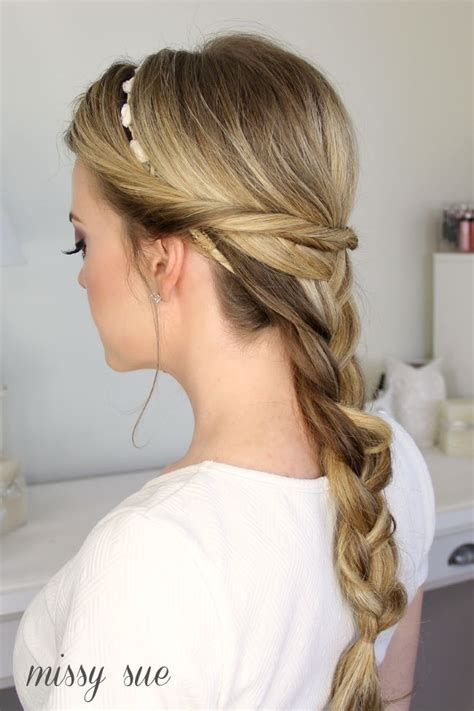 Wedding Hairstyles With Single Braids by 260 Best Images About Braids And Updo S On The