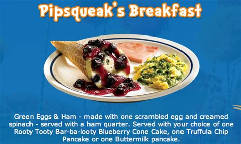 Ihop Assumes You Will Eat Green Eggs And Ham by Ihop Launching Line Of Dr Suess Themed Breakfast Items
