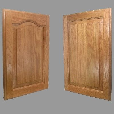 Solid oak kitchen cabinets pictures to pin on pinterest