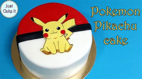 pikachu cake template how to make pikachu cake