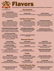 whoopie pie flavors whoopie pie festival