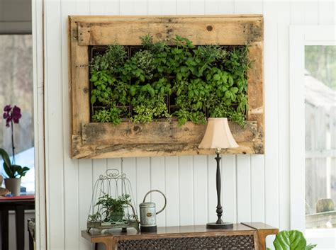 wall herb planter fioriera fai da te 15 bellissime idee fai da te creativo