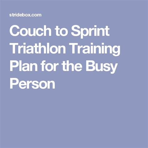 couch to triathlon training 25 best ideas about triathlon training plan on pinterest