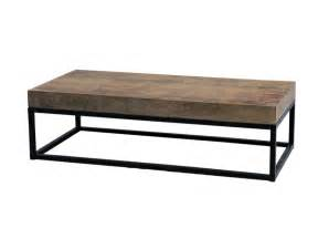 Wood And Iron Coffee Table Industrial Coffee Table With Metal Base Custom Furniture Gallery