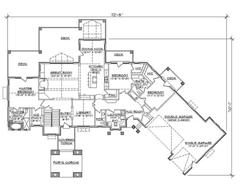 split level home floor plans free split level home floor