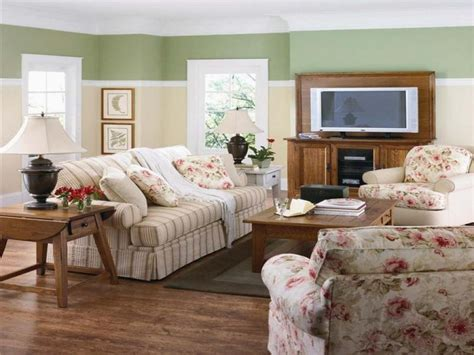 Living Room Border Decor by Vintage Style Decorating Ideas Country Liveing Room