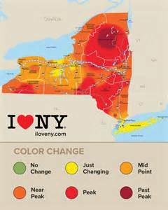 fall color map this is the weekend to do some capital region leef peeping
