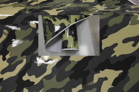 Camouflage Folie Avery by Camouflage Milit 228 R Autofolien