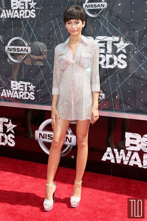 zendaya coleman style 2015 zendaya coleman in nicolas jebran at the 2015 bet awards