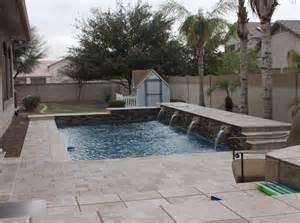 phoenix az pool remodel shasta pools spas mesa