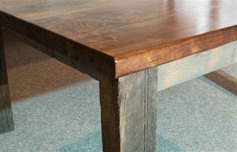 Walnut Live Edge Dining Table Crafted Walnut Dining Table Live Edge With Reclaimed Barn Wood Legs Walnut Edge