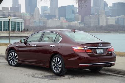 car review: 2017 honda accord hybrid review by larry nutson