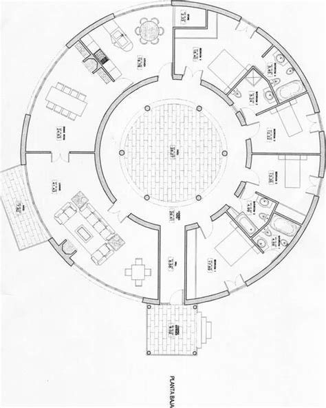 round home design plans best 25 round house plans ideas on pinterest round