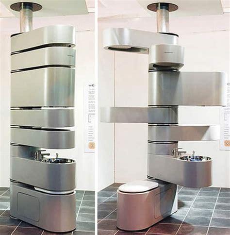 hidden bathroom 5 dynamic bathroom designs hidden into the walls