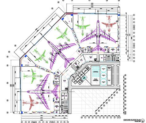 airplane floor plan airplane hangar blueprints pictures to pin on pinterest