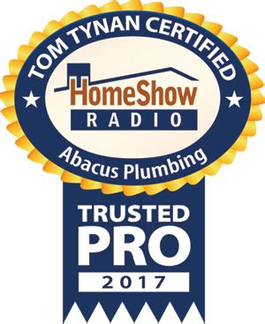 Abacus Plumbing by Abacus Plumbing A Trusted Homeshow Pro Tom Tynan