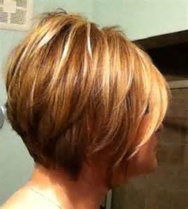 stacked hairstyles thin fine hair and hair on pinterest