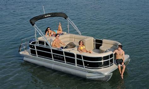 best large pontoon boats pontoon boat rentals happy harbors