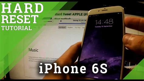 reset apple iphone 6s how to restore your iphone