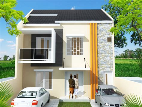 membuat rumah ukuran 6 x 9 rumah minimalis ukuran 6x9 modern lihat co id
