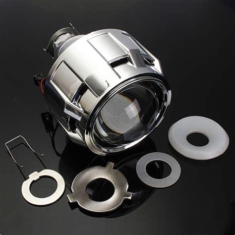 Lu Projector Hid Motor 2 5 inch motor bi xenon hid projector angle eye halo lens