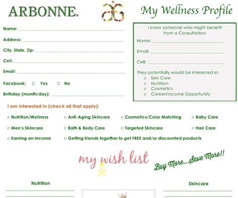 Wellness Certificate Template