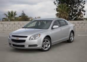 2010 chevrolet malibu expert and consumer reviews on