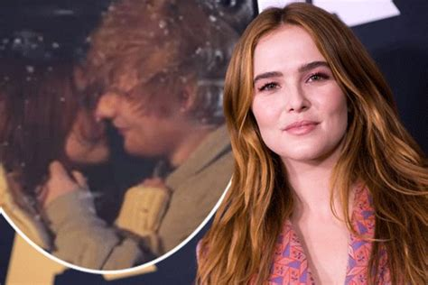 ed sheeran perfect girl crush who is zoey deutch ed sheeran perfect video star shares
