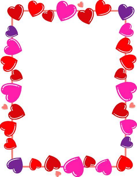 cornici cuori cornici cuori png transparent cornici cuori png images