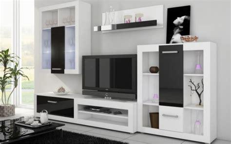 Panneaux Muraux Cuisine 499 by Achat Ensemble Complet Meuble Mural Tv Moderne Viki