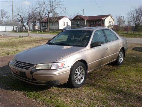 Toyota Camry Used Cars For Sale By Owner Used 1998 Toyota Camry For Sale By Owner In Nashville Tn