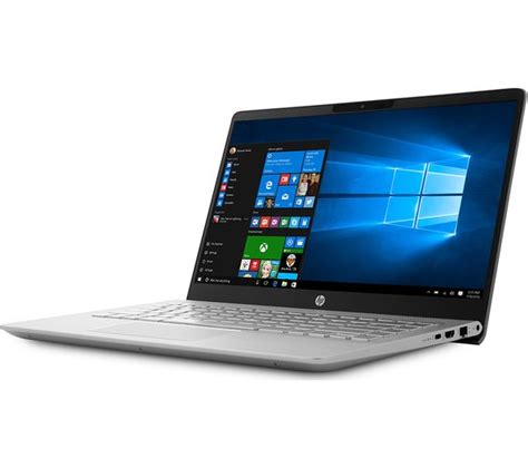 Hp 14 Bs015tu Silver buy hp pavilion 14 bk153sa 14 quot laptop silver free delivery currys