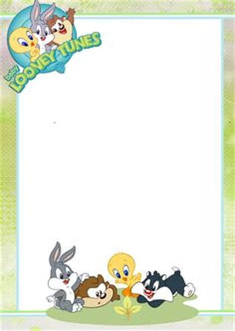 Looney Tunes Free Birthday Invitation Birthday Invitation Templates Pinterest Best Free Looney Tunes Invitations Templates