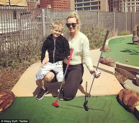 Hilary Duff Thinks She Has by Hilary Duff S Luca Thinks Is A Turtle