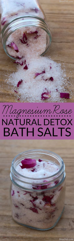 Magnesium Start Detox by 15 Ways To Diy Your Own Detox Bath