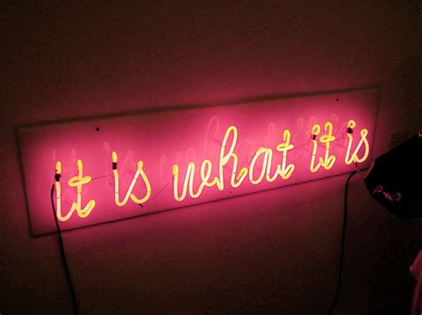 Word Lights by Bright Light Neon Quote Text Image 91598