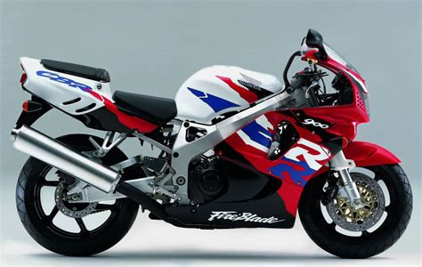 honda cbr 900rr 1997 white black decal kit by