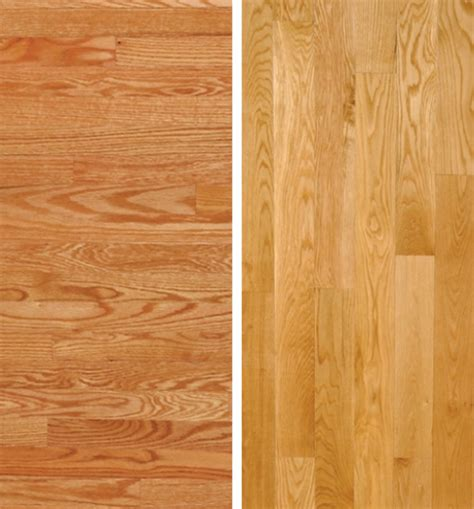 Oak Flooring Vs White Oak by Ystech Beyond Technology We Open New Frontiers For You