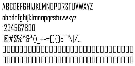 fb font agency fb free font download on allfont net