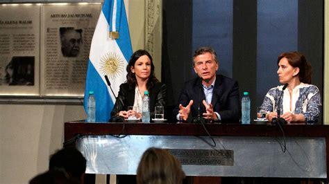 Aumento De Asignacion Por Macri | macri anunci 243 un aumento de 400 a la asignaci 243 n