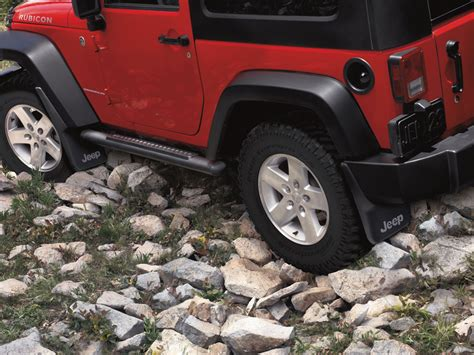 Mopar Jeep Wrangler Accessories Mopar To Offer More Than 250 Accessories For New 2012 Jeep