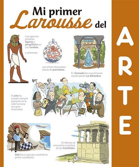 mi primer diccionario larousse 8416368473 de altamira al moma blog de larousse