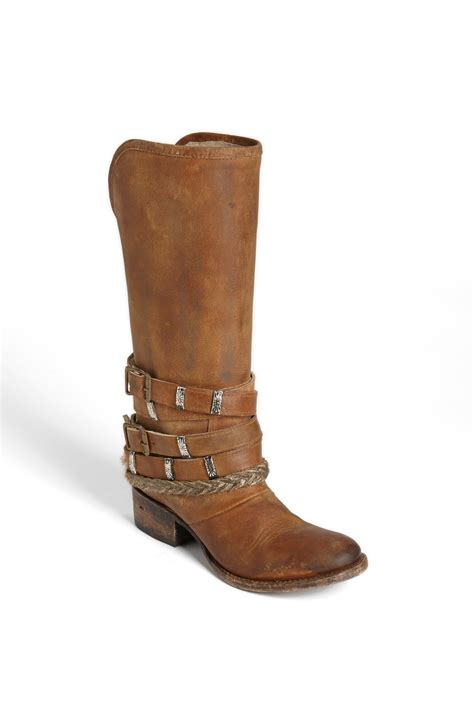free bird boots freebird by steven drove boot in brown lyst