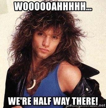 Bon Jovi Birthday Meme