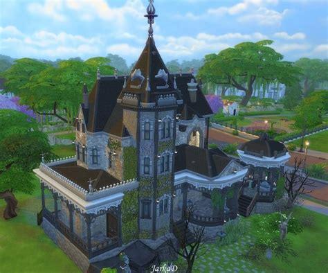vampire mansion ii at jarkad sims 4 blog 187 sims 4 updates