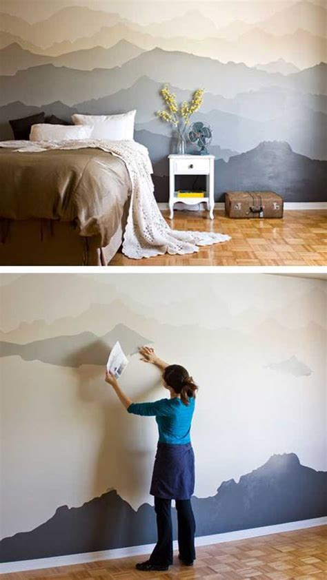 painting your bedroom ideas 25 best ideas about the wall on pinterest bedroom wall