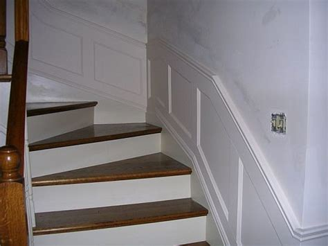 Ready Made Wainscoting Panels Raised Panel Wainscoting For Stairs Toronto By Elite