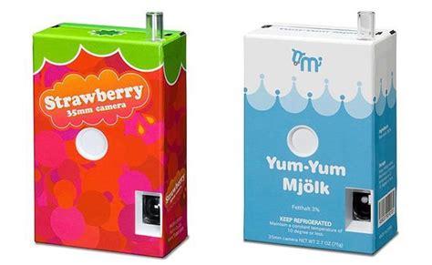 milk and juice box 35mm cameras gadgetsin